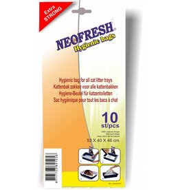 Neofresh Litter bags Box 50 x10 pcs