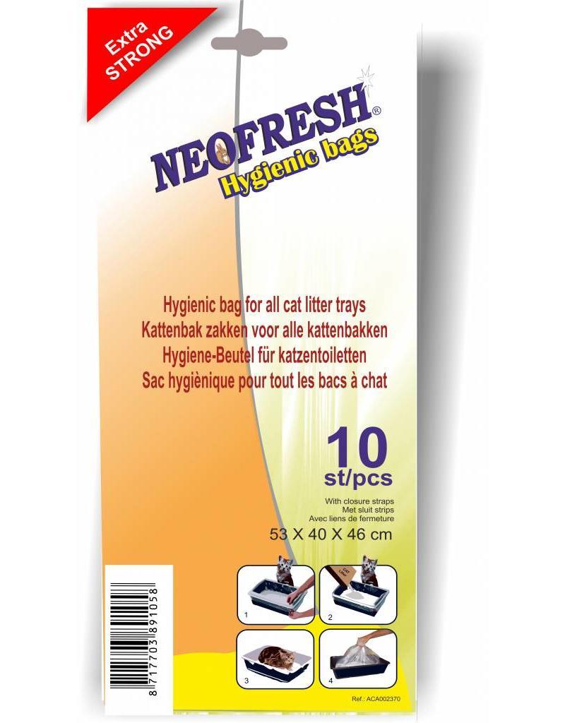Neofresh Kattenbak zakken ds 50 x10 st