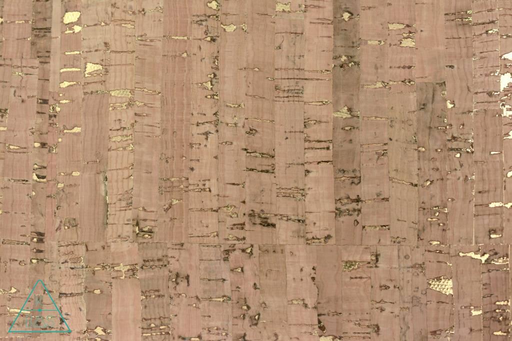 k-bas Kurkleer Bamboo met Goud