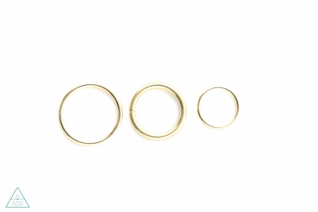 O-ring Goud 25mm