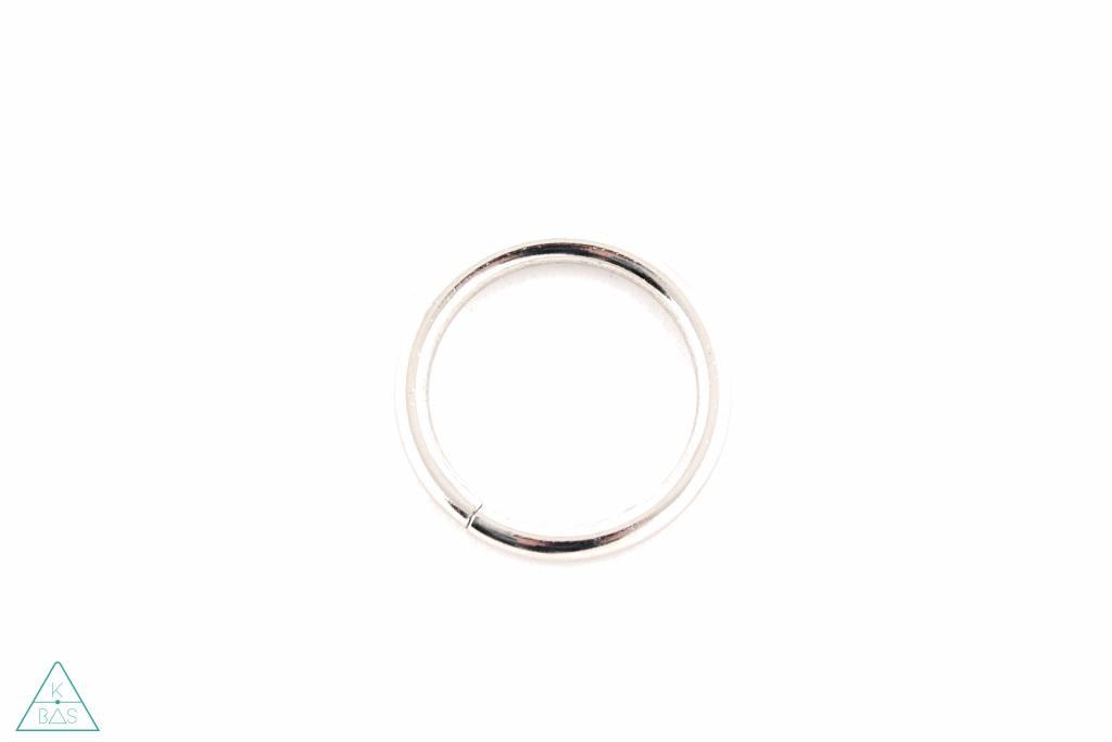 O-ring Nikkel 38mm - zwaar