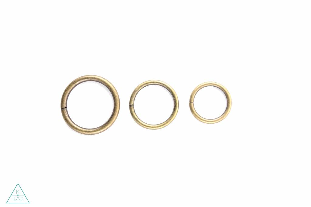 O-ring Brons 25mm
