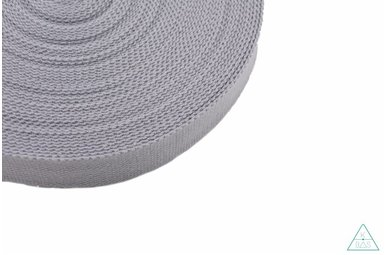 Tassenband Lichtgrijs 32mm
