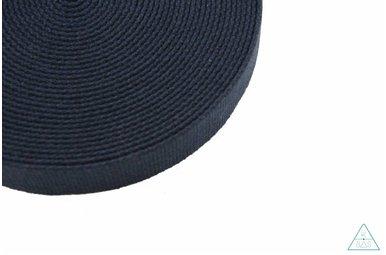 Tassenband Donkerblauw 30mm