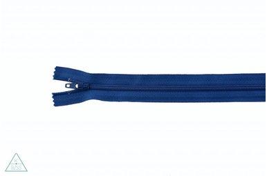 Spiraalrits Niet-Deelbaar 25cm Jeansblauw