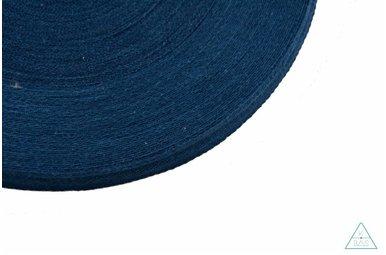 Keperband Jeansblauw 15mm