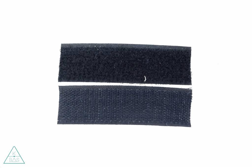 Klittenband 25mm Marineblauw