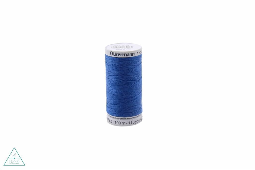 Gütermann Extra sterk naaigaren Koningsblauw