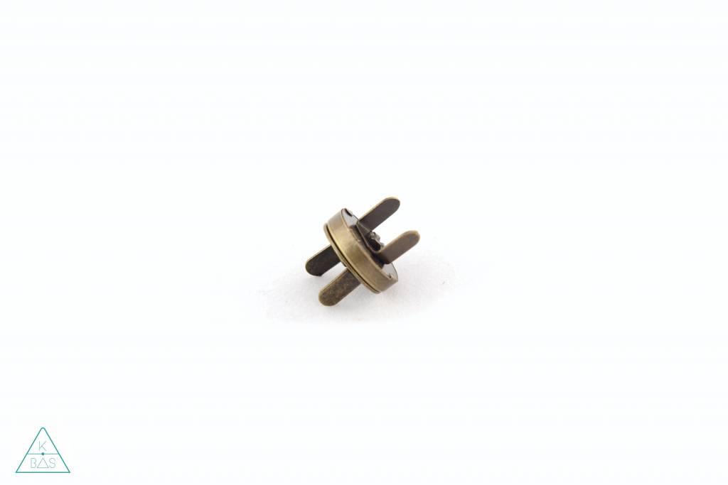 Magneetsluiting Brons 14mm