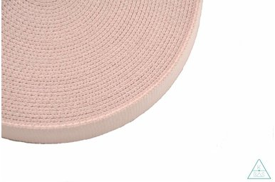 Tassenband Lichtroze 30mm