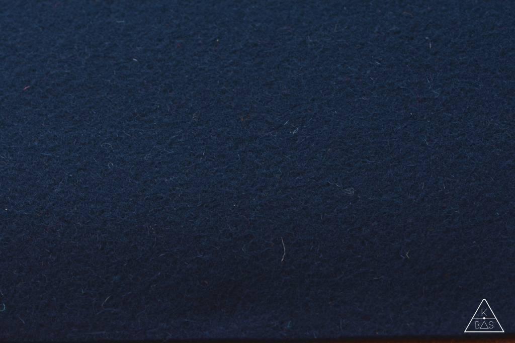 Burel donkerblauw