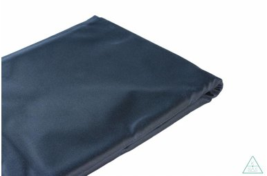 Waxed cotton donkerblauw