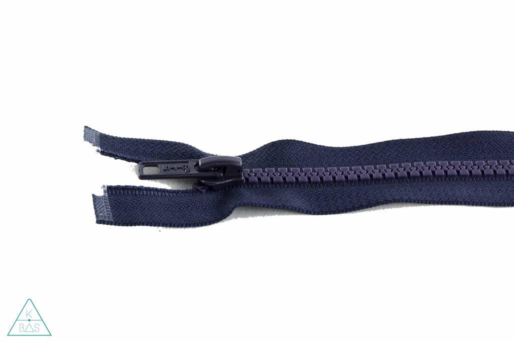 Deelbare Bloktandrits 20cm Donkerblauw