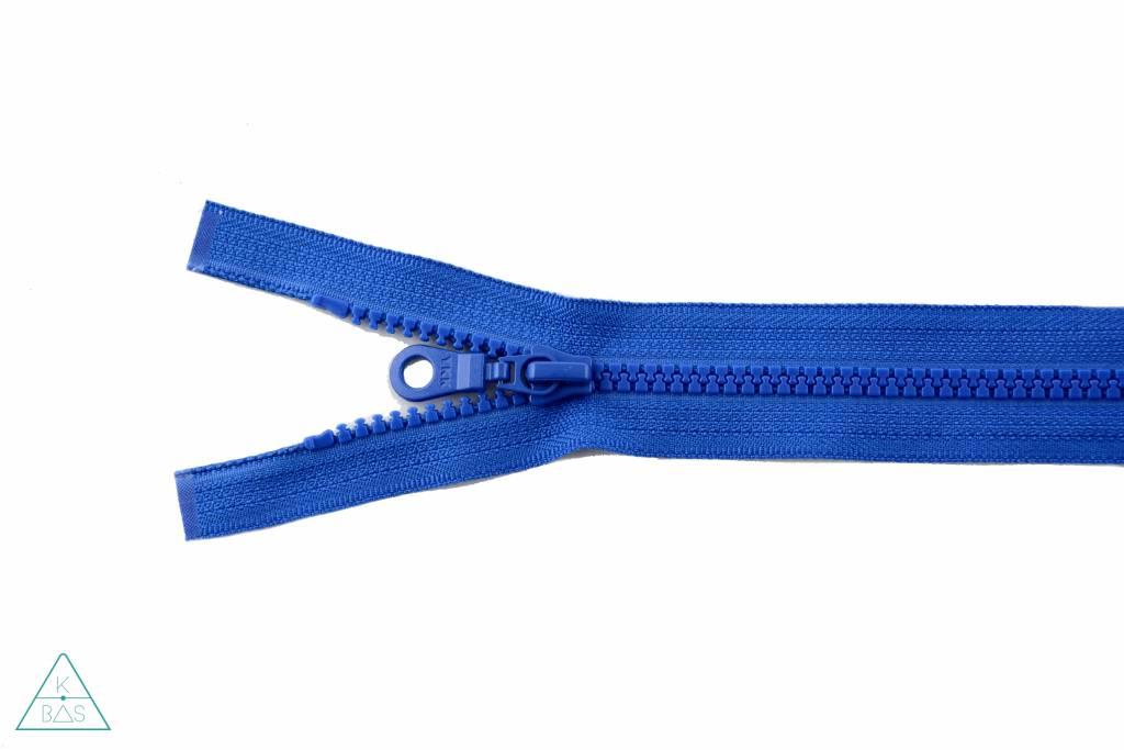 YKK Deelbare Bloktandrits 25cm Koningsblauw
