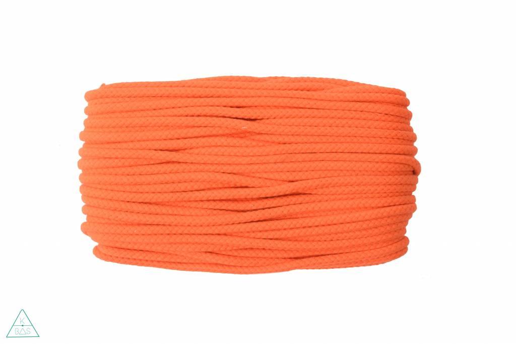 Katoenen koord oranje