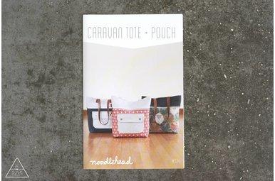 Caravan Tote + Pouch