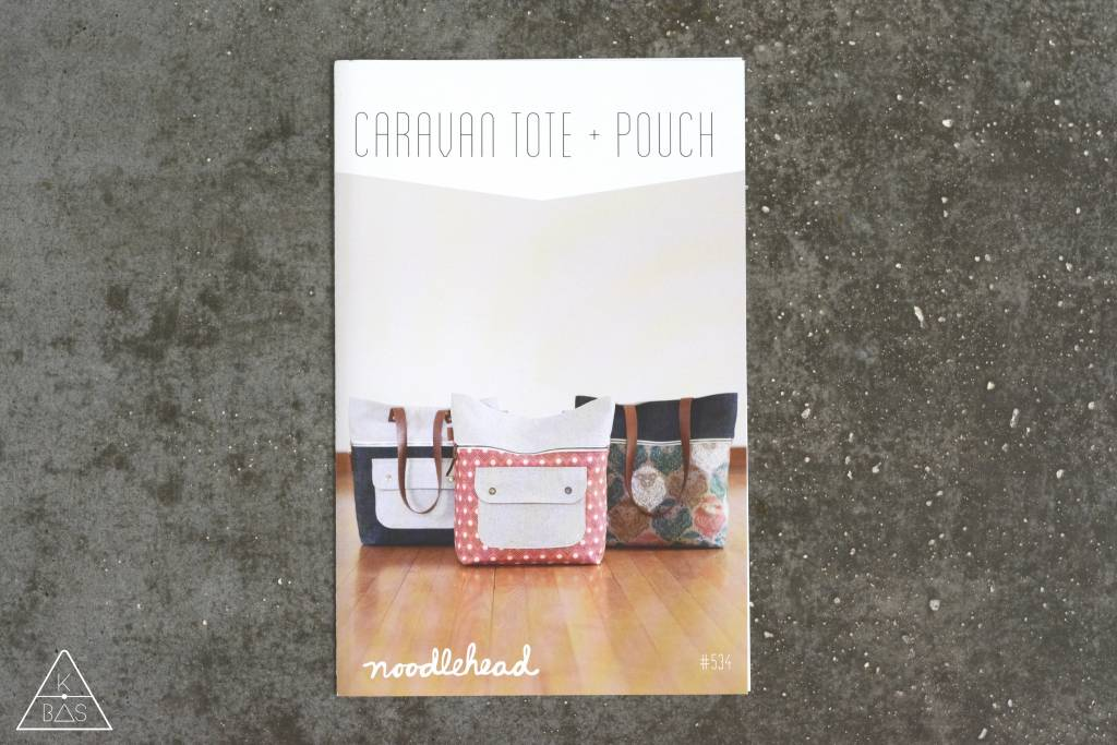 Noodlehead Caravan Tote + Pouch