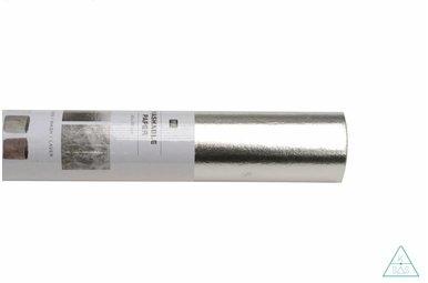 Wasbaar papier zilver