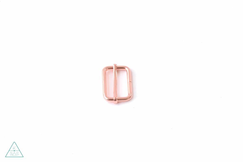 k-bas Schuifgesp Rosé Goud 32mm