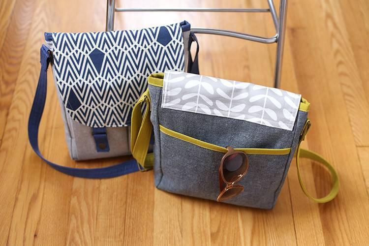 Noodlehead Campfire Messenger Bag