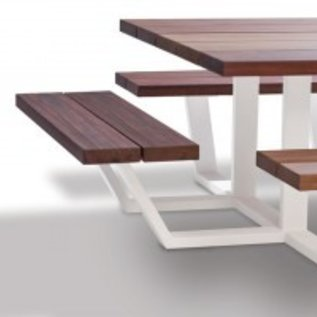 Carre Picknicktafel
