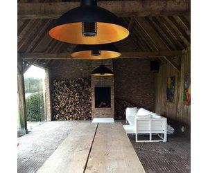 Design infrarood terrasverwarmers living luxury home & garden styling
