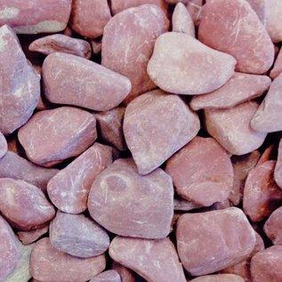 Flat Pebbles Purple
