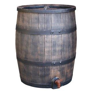 Roto Regenton - Wooden Look Bruin of Grijs