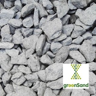 CO2 opruimen met Zand en Stenen