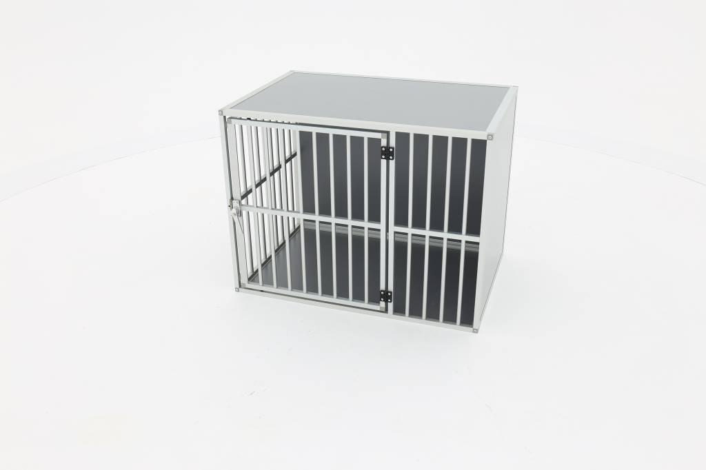 Aluminium Hondenbenches
