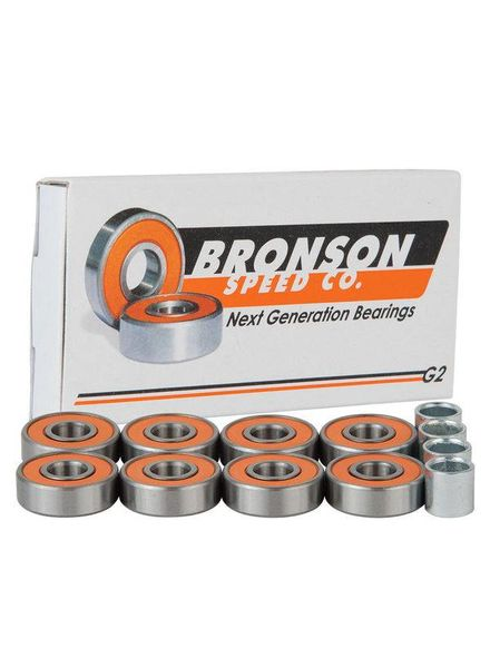 Bronson Bronson Speed Co G2 Bearings