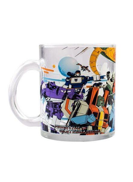 Primative Transformers Battlefield Mug