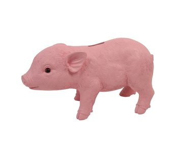 Money-Box Pink Pig