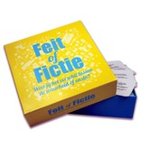 Hygge Games Party Game 'Feit of Fictie'