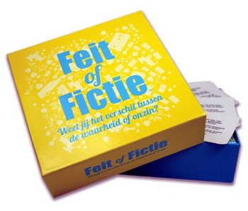 Party Game 'Feit of Fictie'