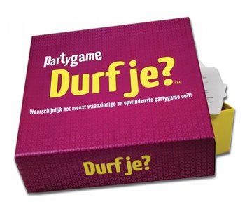 Party Game 'Do You Dare?' (dutch version)