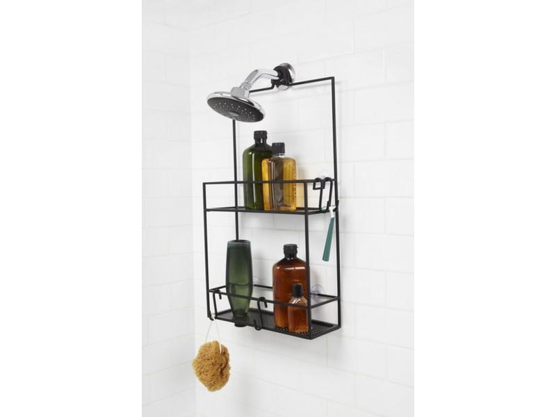 Bathroom Decoration; Shower Rack \'Cubiko\' - Umbra - Axeswar Design