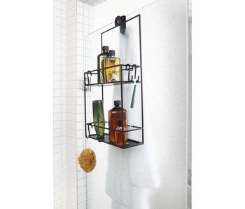 Shower Rack 'Cubiko' (black)