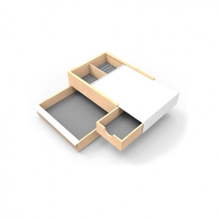 jewelry box stowit white umbra axeswar design