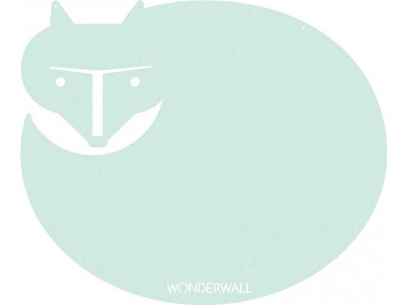Wonderwall Magneetbord 'Vos' (extra large)