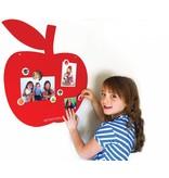 Wonderwall Magneetbord 'Appel' (rood)