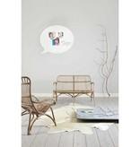 Wonderwall Magnetic & Whiteboard 'Tekstballoon XL'
