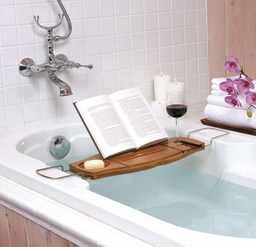 umbra pont de bain 39 aquala 39 nature axeswar design. Black Bedroom Furniture Sets. Home Design Ideas