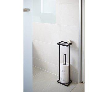 WC-Rolhouder 'Open Tower' (zwart)