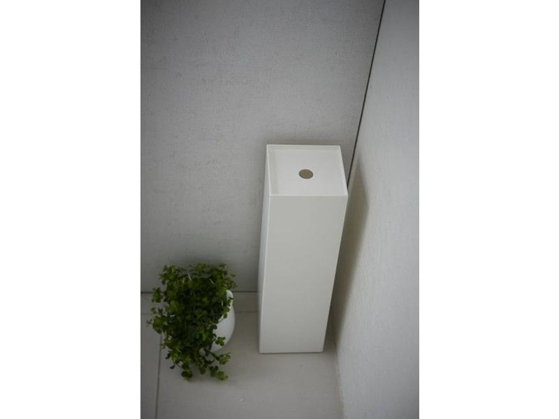 Yamazaki  Porte Rouleau 'Closed Tower' (blanc)