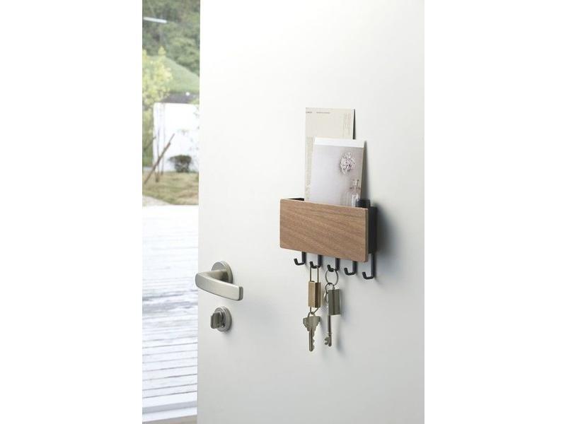Yamazaki  Key Rack 'Rin' (brown)
