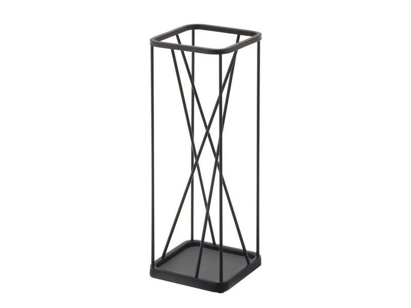 Yamazaki  Umbrella Stand '9 Square' (black)