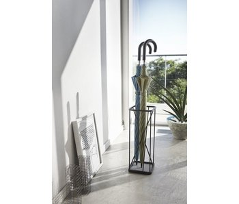 Umbrella Stand '9 Square' (black)