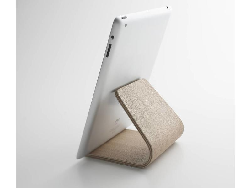 Yamazaki  Support Tablette 'Rin' (brun)  - Copy