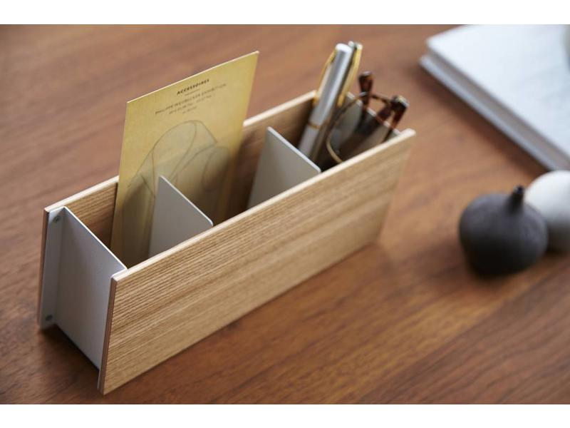 Yamazaki  Porte Accessoires 'Rin' (nature)